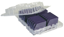 Image of LTO Tapes in a 20-pack Library-Ready case